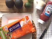 Recetas fáciles: Hamburguesa aguacate rellena cangrejo