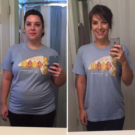 fotos de gente antes y despues de adelgazar