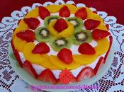 Tarta Fruta Yogur