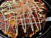 Okonomiyaki, delicioso plato japonés