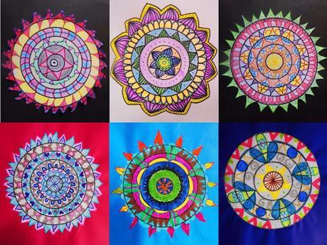 Hermosas Mandalas Paperblog