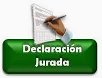10 MODELOS DE DECLACIONES JURADAS QUE PUEDES NECESITAR