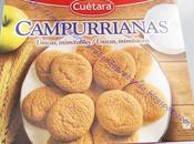 CAMPURRIANAS, CUÉTARA: Unas galletas favoritas...