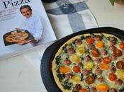 Pizza Espinacas Longaniza Alta Cocina