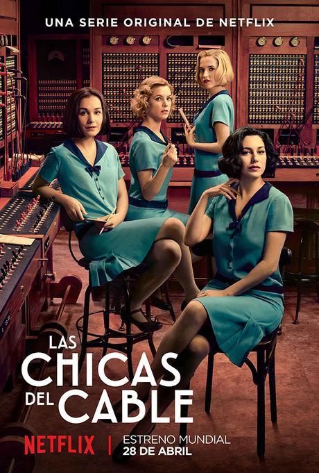 Series Netflix: Las chicas del cable