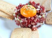 Tartar jamón ibérico, receta para sorprender invitados