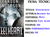 Reseña: Steelheart, Brandon Sanderson