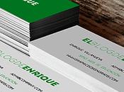 Mockup gratuito para tarjetas presentación (libre derechos autor) 2017