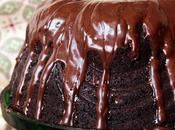 Chocolate Banana Bundt Cake