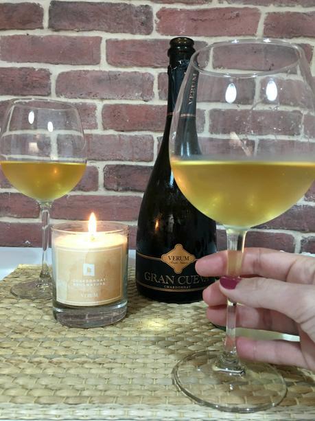 Velas de vino