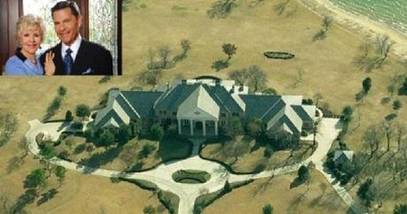 Kenneth Copeland: su casa