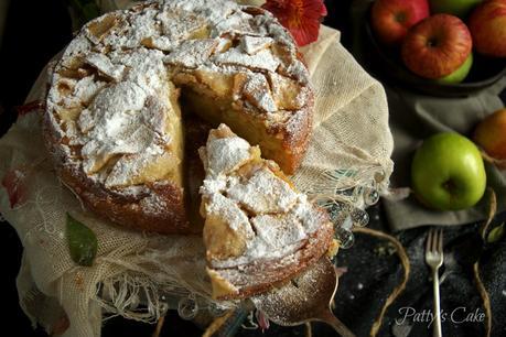 Tarta de manzana francesa, un clásico de rechupete