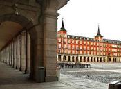 tienda antigua Plaza Mayor
