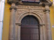 fachada antiguo convento Santa María Montesión.