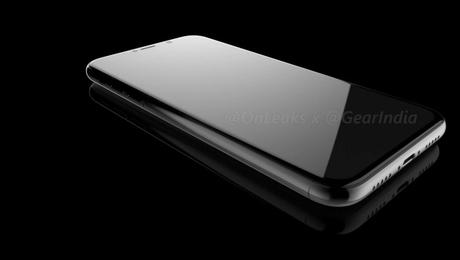 Este es el mejor aspecto de lo que sería el iPhone 8