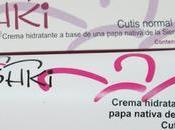 """Crema Facial Hidratante para Piel Normal Grasa """"Mishki"""""""