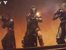 Estos tres personajes protagonistas Destiny