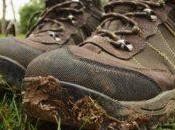 Senderismo montaña: Cuidado mantenimiento botas.