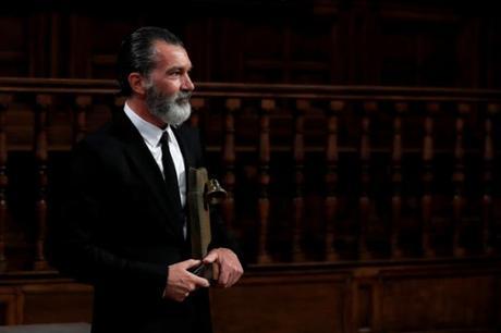 Antonio Banderas interpretará al fundador de la marca de #autos #Lamborghini