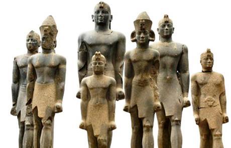 Faraones nubios