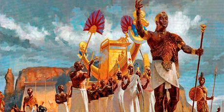 Egipto y los antiguos nubios