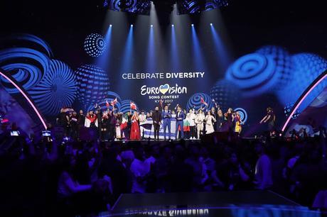 2 SEMIFINAL DE EUROVISIÓN 2017