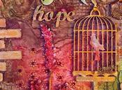 Mixed Media Canvas: Hope
