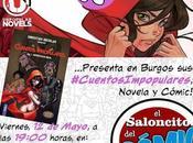 Cuentos impopulares gira Burgos Zaragoza