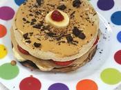 Pancakes/tortitas desayuno