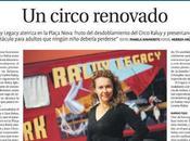 Entrevista Louisa Raluy Diari Terrassa