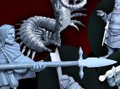 Kickstarter Stronsword Mercenarios Kobolds (Westfalia Miniatures)