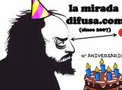 MIRADA DIFUSA CUMPLE ANIVERSARIO