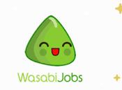 Cómo buscar empleo sólo mandar whatsapp: WasabiJobs.