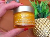 Pure Vitality Skin Renewing Cream, Kiehl's: Pura Vitalidad Naturalidad Para Piel