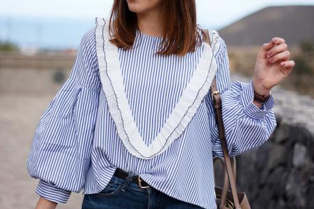 Blusas que dan vida a los looks más sencillos