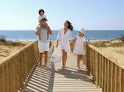 viajan familias españolas