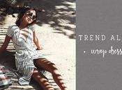 Trend alert: Vestido Wrap