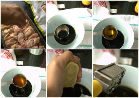 Alitas de pollo al horno, una receta de coser y cantar