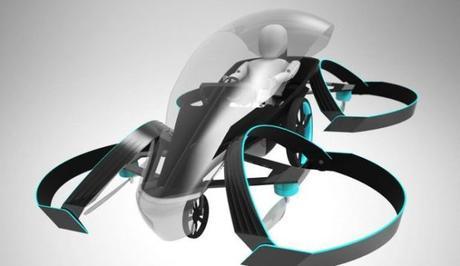 Toyota diseña vehículos voladores que lanzará en 2020