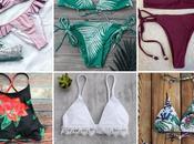 Thong swimwear 2017