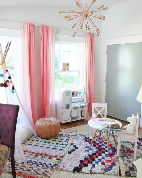 Alfombras coloridas para dormitorios infantiles paperblog - Alfombras para dormitorios ...