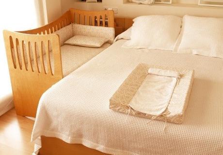 Cuanto cuesta una cuna de bebe paperblog for Cuanto cuesta pintar una habitacion