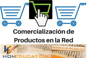 comercialización de Productos en la Red
