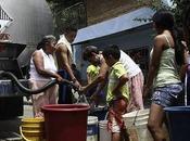 Sufre norte ciudad falta agua potable