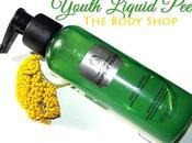 Peeling líquido Body Shop Drops Youth; piel nueva