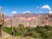 Quebrada Humahuaca colores