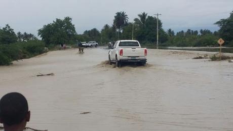 Ante lluvias temen Canal Trujillo vuelva a crecer y amenace a Uvilla y El Jobo.