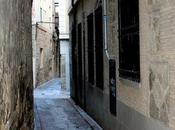 Casas calles contraste