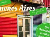 """Guía digital """"Conoce Buenos Aires familia"""" (con actividades creativas para niños)"""
