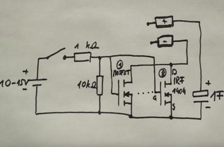 Cómo construirse de forma segura un soldador de puntos